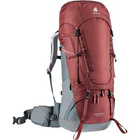 deuter Aircontact 40 + 10 SL Backpack Women, redwood/teal